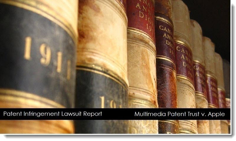 1. Multimedia Patent Trust v. Apple