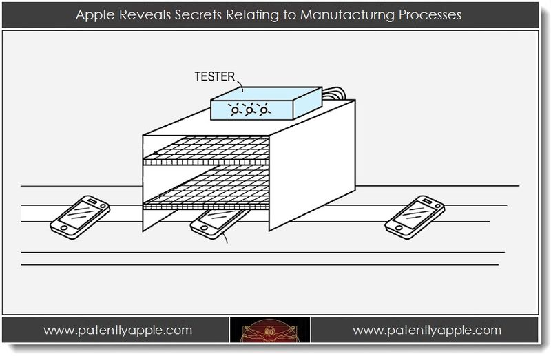 1. Apple Reveals Secrets Relating to Manufacturing Process
