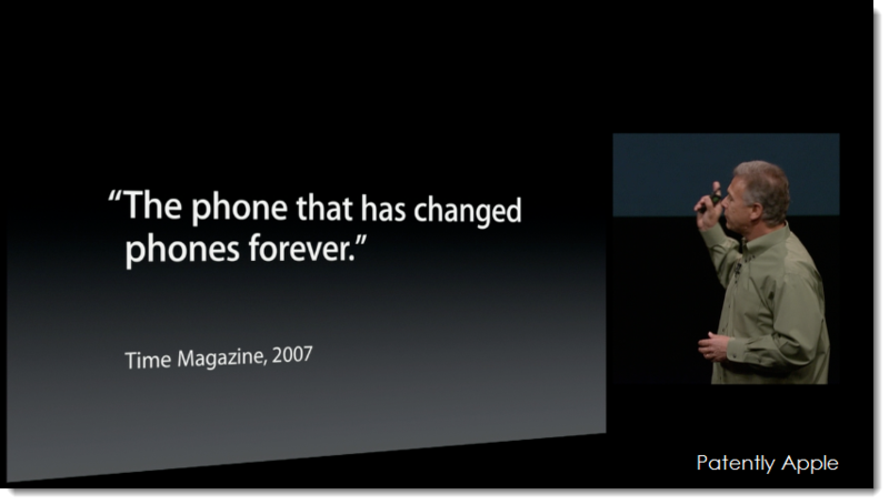 4. The Phone that Changed phones forever
