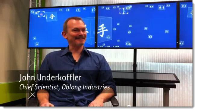 2. John Underkoffler