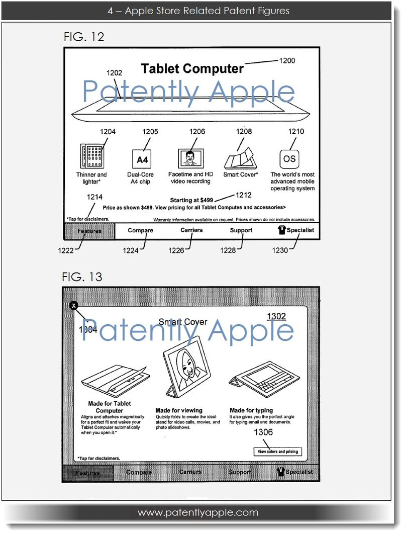 5. 4 - Apple Store Related Patent Figures