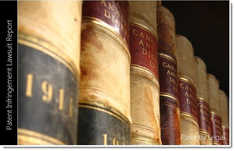 TT 05 2 RR Patent Infringement - Patently Legal Template 2012