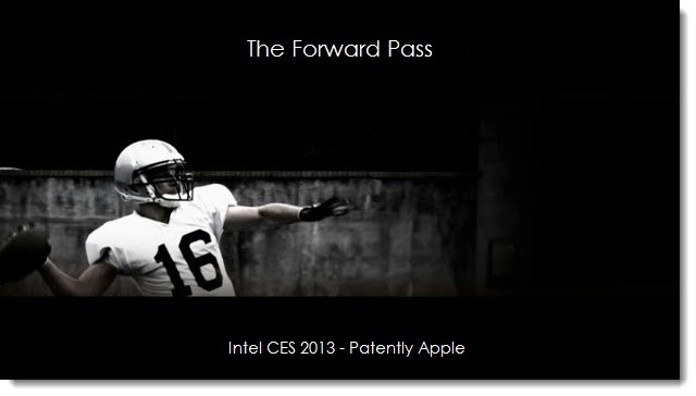5. The Forward Pass