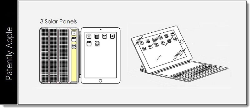 Solar integrated iPad coming to market in late 2013 or 2014