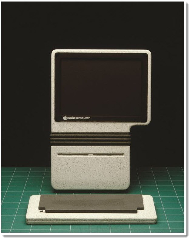 1. Apple 1980 Prototype of the Concrete Mac for the Enterprise