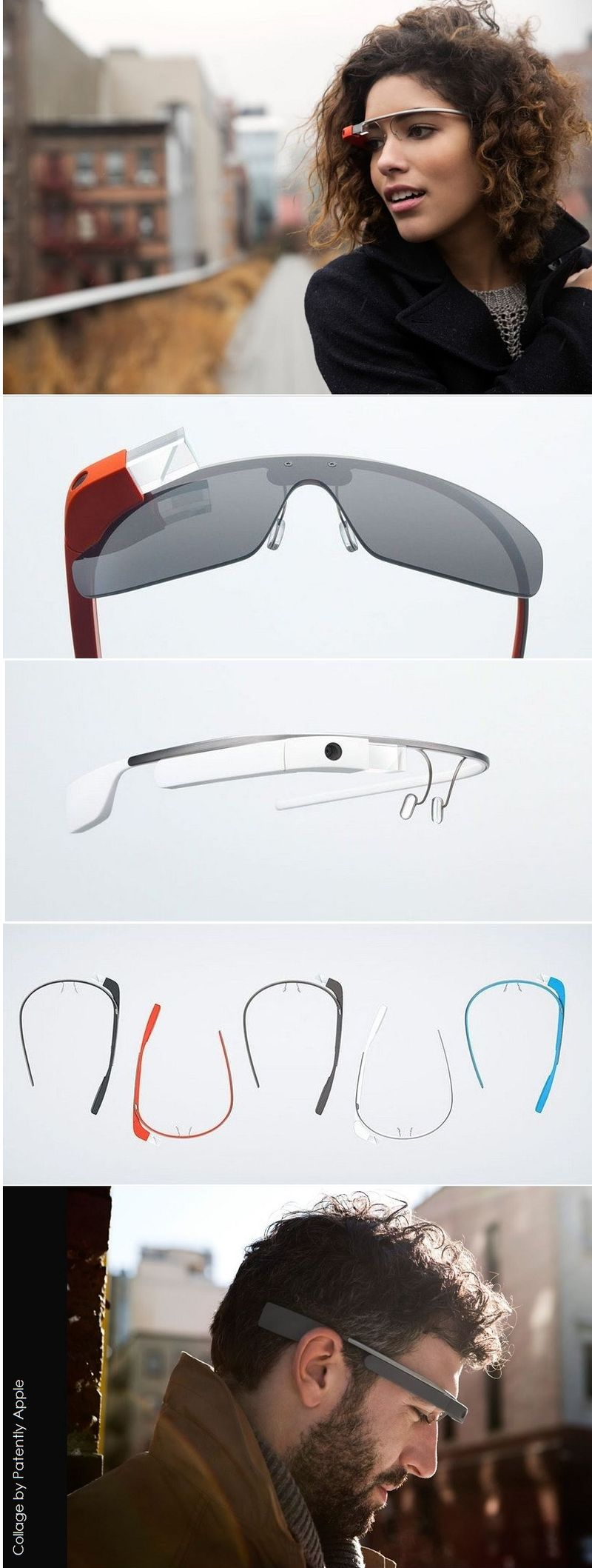 3. Google Glass 2013 Images