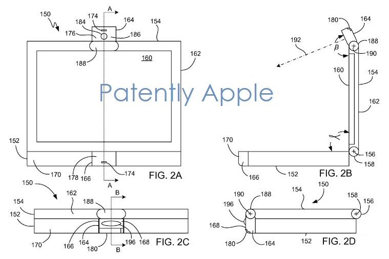 3. MacBook Latch-Camera