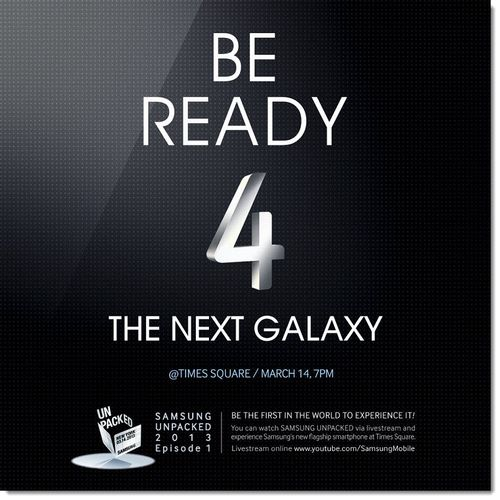 2. Samsung-Galaxy-S4-Teaser - Is Samsung Hinting at a 3D display