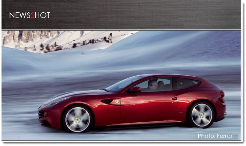 1. Cover Ferrari works with Apple