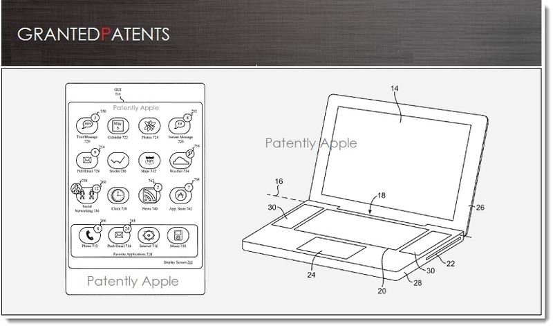 1 Cover, Apple Granted Patents for Mar 3, 2013