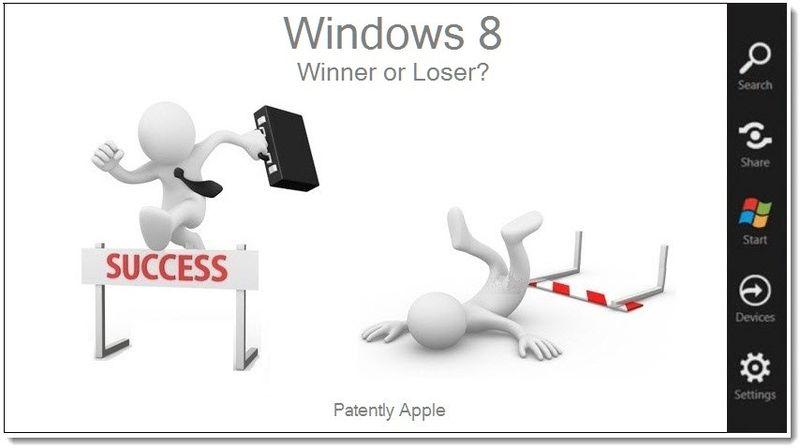 5 - Windows 8, Winner or Loser