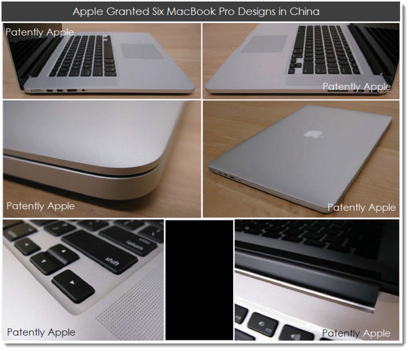 2A. Apple Granted 6 MacBook Pro Design Patents in Hong Kong