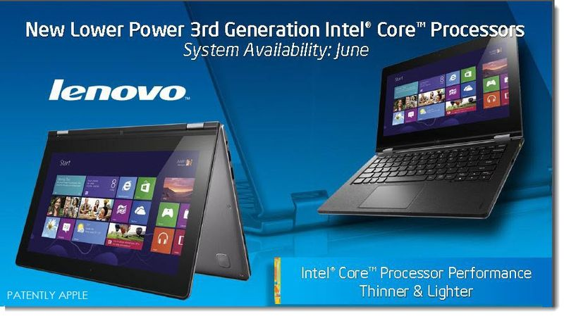 6A. IDF BEIJING, LENOVO FIRST OEM WITH CORE PROCESSOR 11 INCH CONVERTIBLE