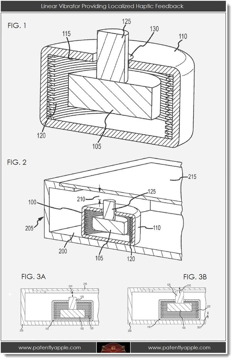 2. Linear Vibrator Providing Localized Haptic Feedback