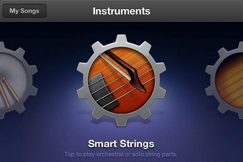 5. Apple's Smart Strings USPTO