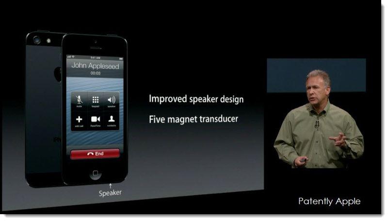 20. Improved speaker design, 5 magnet transducer