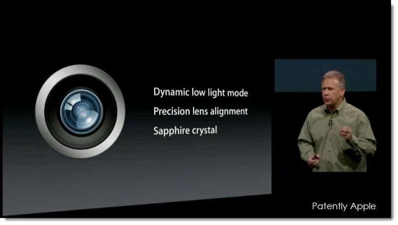 22a. New Camera Features