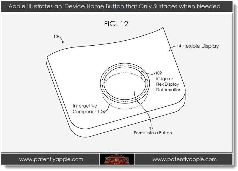 4. Apple, home button surfaces only when needed