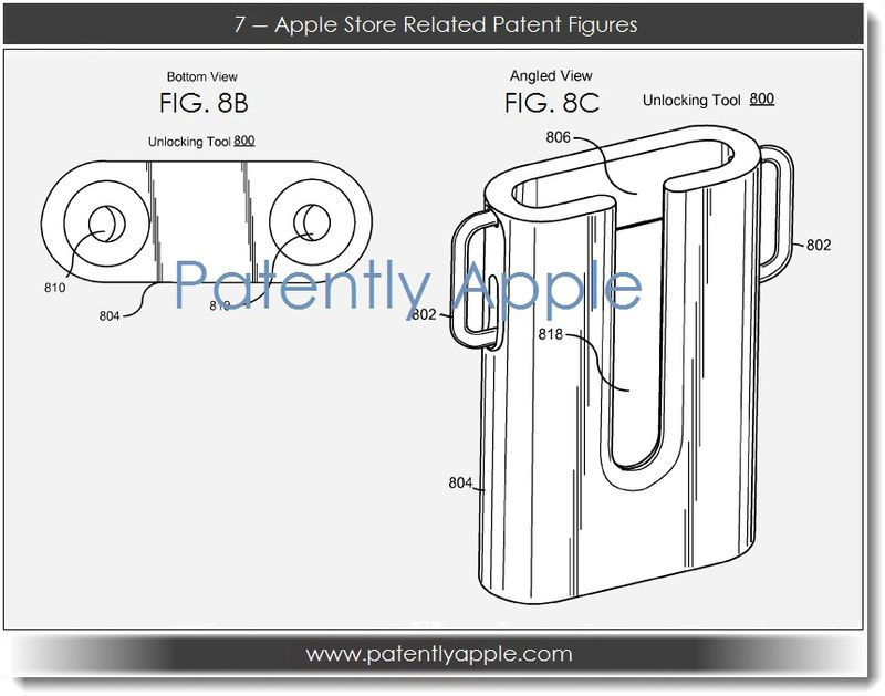 8. 7 - Apple Store Related Patent Figures