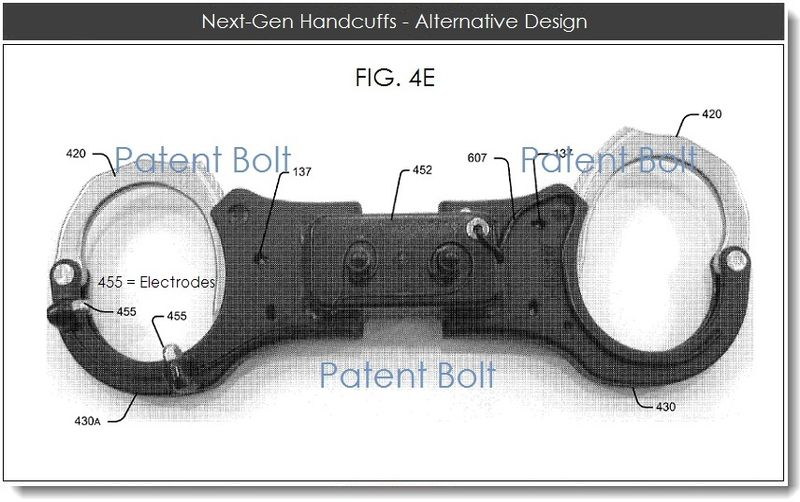6. Next-Gen Handcuffs