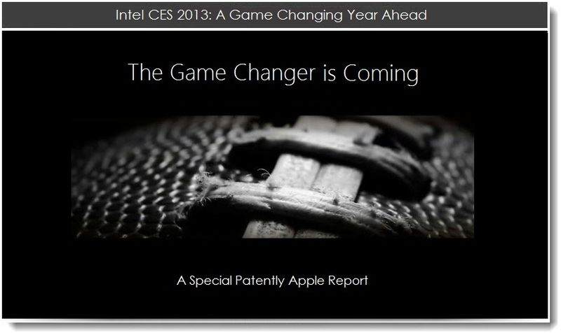1.5 - Intel CES 2013 - A Game Changing Year Ahead