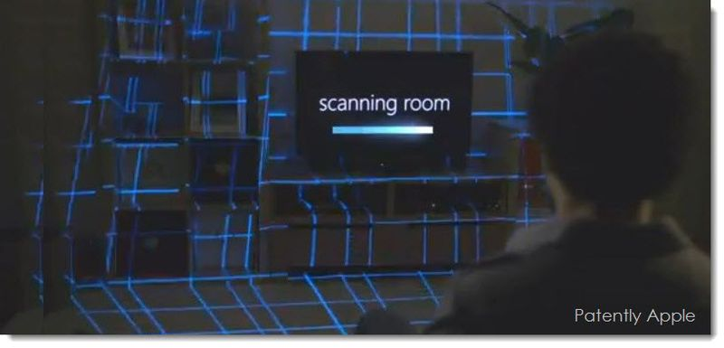 1. Microsoft's next great thing, IllumiRoom