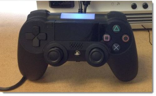Sony PS4 with Motion Sensor