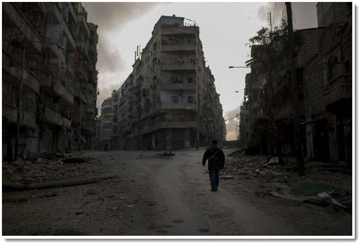 16. Tourism is Down in Syria. Not so funny