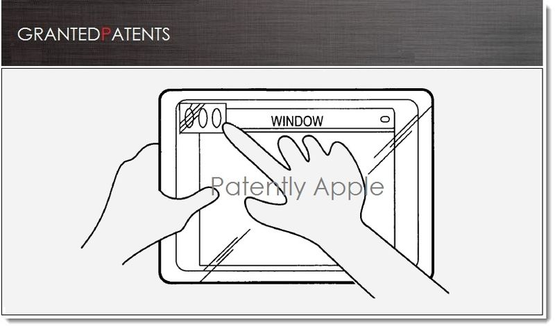 1. Cover Graphic 36 Granted Patents for Apple  02.19.13