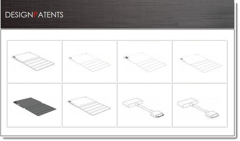 1 - 02.23.13 Apple, China, 14 Designs Patents Registered