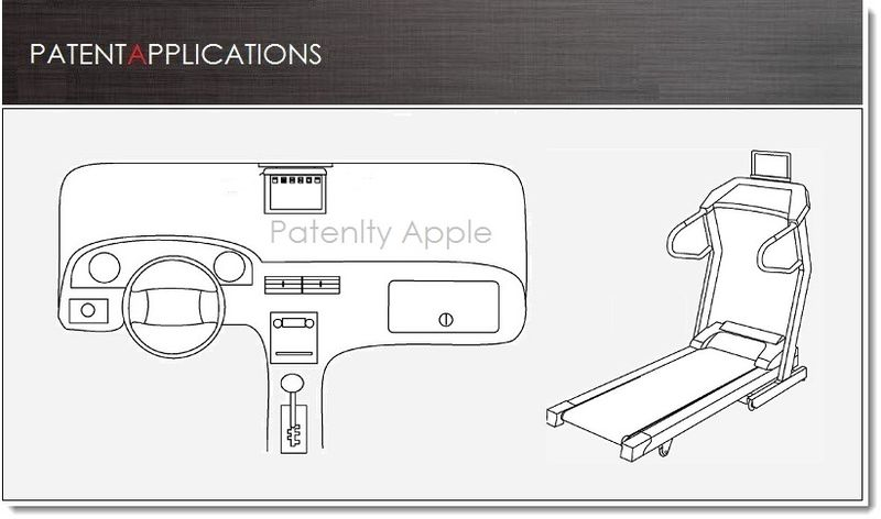 1. Cover - New Magnet Stand Systems, Apple patent 02.28.13