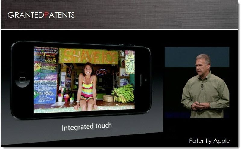 1. Cover, Apple Introduces Integrated Touch
