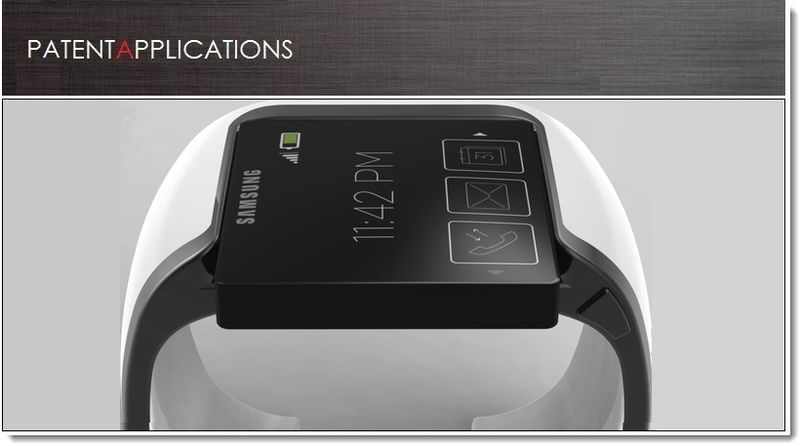 1. Samsung working on iWatch