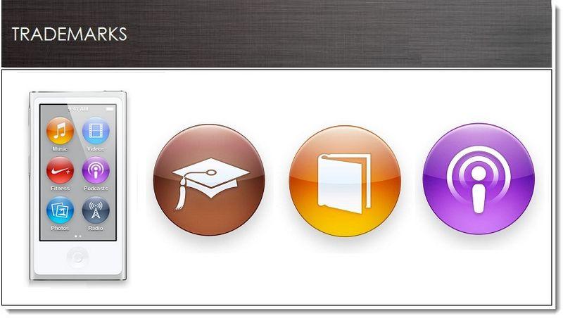 1. Apple files for iPod nano app icon trademarks Mar 25, 2013