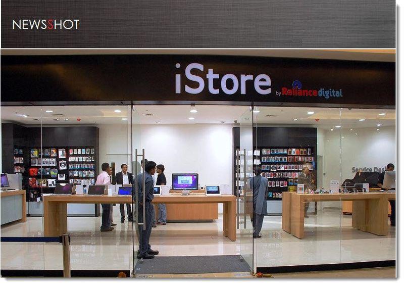 1. India, iStore Expanding