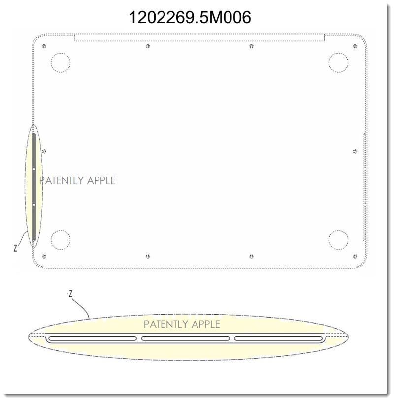7. Apple Granted 6 MacBook Pro Design Patents - 6