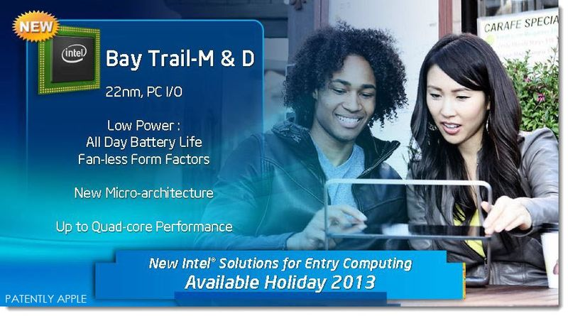 11A. Intel IDF 2013 - New Bay Trail Micro-Architecture Q4 2013 - For Entry Computing