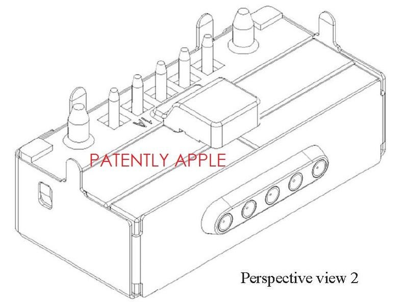 2. Apple Power Connector Module