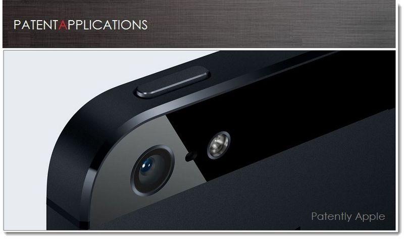 1A - 4 Apple Camera Patents Pubhlished Apr 18, 2013