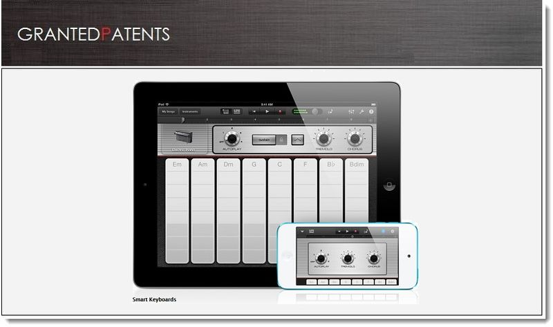 1. Cover, Apple Granted Patent Overview