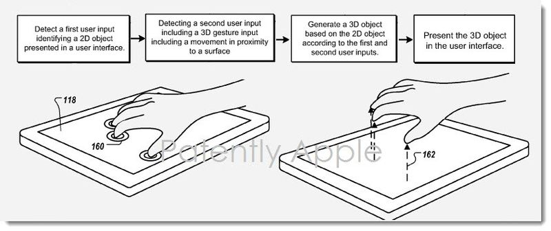 6. Continuation Patent - working with 3D objects