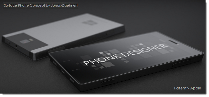 2.1 - Surface Smartphone Concept