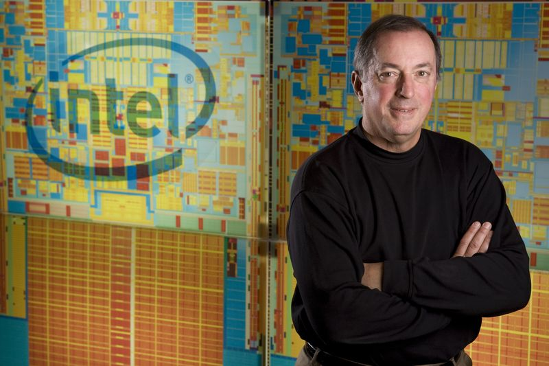Paul Otellini Former CEO Intel