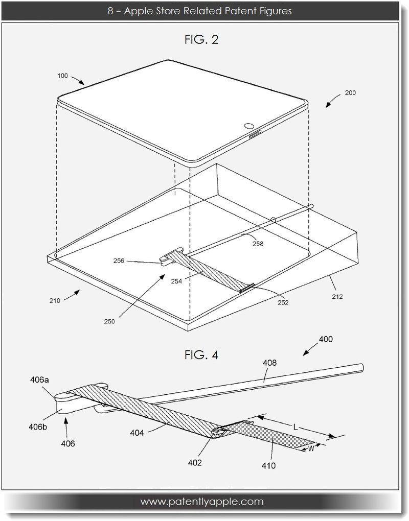9. 8 - Apple Store Related Patent Figures