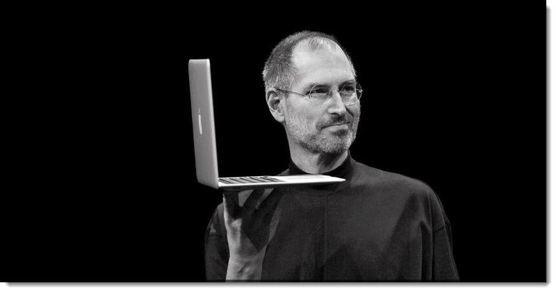 3. MacBook Air, Steve Jobs introduced it in 2008