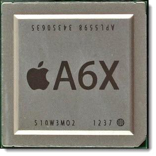 A6X Apple
