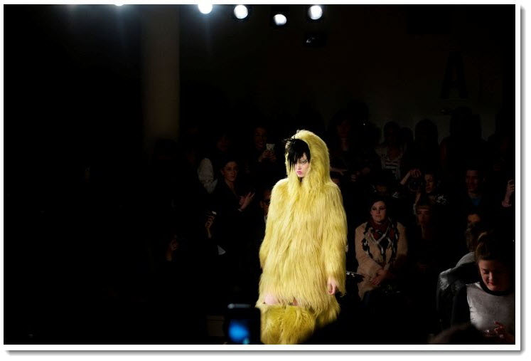 17. One Fashion Designer Thinks that Chicks, Well ... Should look like Chicks