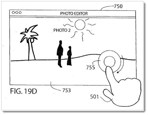 3. Virtual Controls patent