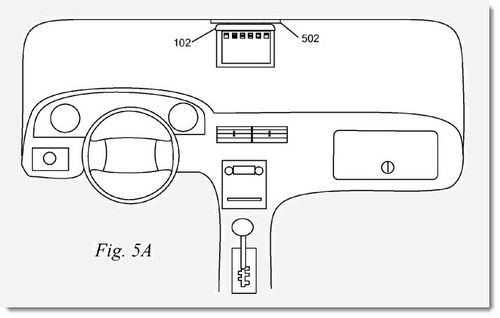 5. iPad magnetic system for vehicles