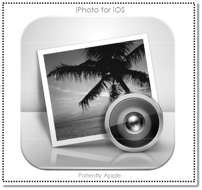 3. Apple Wins iPhoto for iOS Design Patent in China